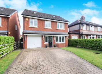 Thumbnail 5 bed detached house for sale in Hillside Road, Frodsham