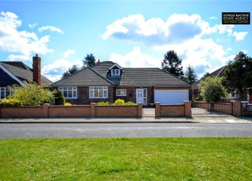 Thumbnail 4 bed bungalow for sale in Heron Close, Grimsby