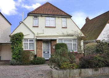 Thumbnail 3 bed detached house for sale in Manor Road, Barnet