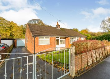 Thumbnail 2 bed bungalow for sale in Spring Crescent, Whittle-Le-Woods, Chorley, Lancashire