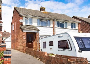 Thumbnail 3 bedroom semi-detached house for sale in Chadwell Avenue, Southampton
