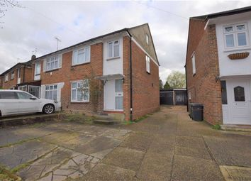 Thumbnail 3 bedroom semi-detached house to rent in Hawkwood Crescent, London