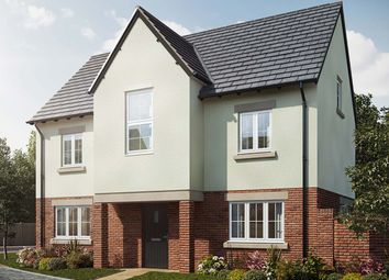 """Thumbnail 4 bedroom detached house for sale in """"The Wallington"""" at Holden Close, Biddenham, Bedford"""