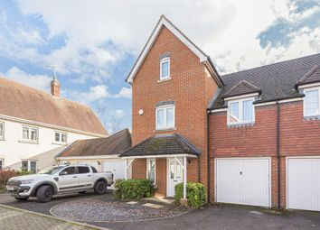 Thumbnail 5 bed link-detached house to rent in Grove, Oxfordshire