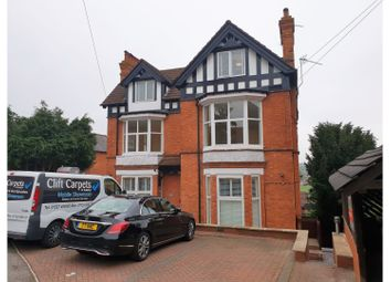 Thumbnail 1 bed flat for sale in 70 Bromsgrove Road, Redditch