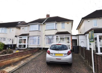 Thumbnail 2 bedroom semi-detached house to rent in Woolacombe Lodge Road, Selly Oak, Birmingham