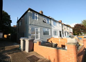 Thumbnail 4 bed semi-detached house to rent in Burgess Avenue, Kinsbury