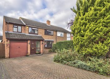 Thumbnail 4 bed semi-detached house for sale in Longsands Road, St. Neots, Cambridgeshire