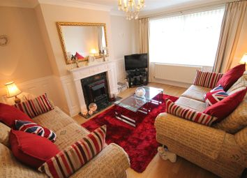 Thumbnail 3 bed terraced house for sale in Front Street, Fishburn, County Durham