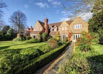 Thumbnail 5 bedroom detached house for sale in High Street, Hurley, Maidenhead, Berkshire