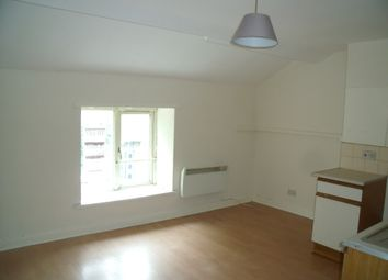 Thumbnail 1 bed flat to rent in Burnley Road, Bacup