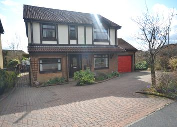Thumbnail 4 bed detached house for sale in Muirfield Road, Westerwood