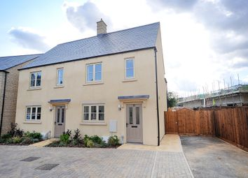 Thumbnail 2 bedroom semi-detached house for sale in Yells Way, Fairford, Gloucestershire