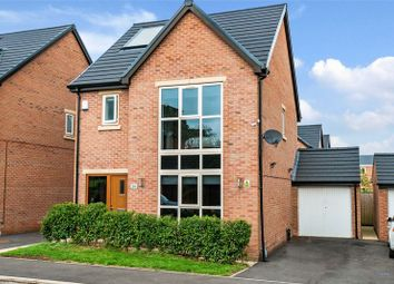 Thumbnail 4 bed detached house for sale in Sandcross Close, Orrell, Wigan
