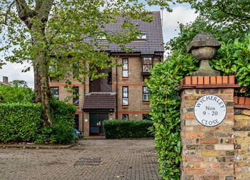 Thumbnail 1 bed flat for sale in Wycherley Close, London