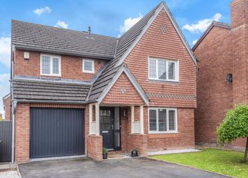 Thumbnail 4 bed detached house for sale in Belmont, Hereford, Belmont, Hereford