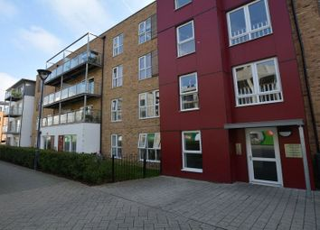 Thumbnail 2 bed flat for sale in Brecon Lodge, 2 Wintergreen Boulevard, West Drayton