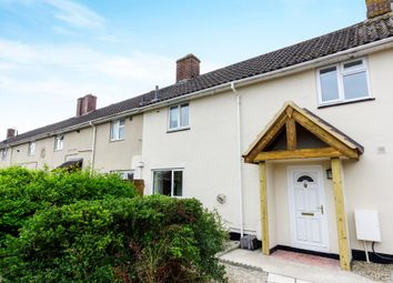 Thumbnail 3 bed terraced house for sale in Oldfield Road, Westbury