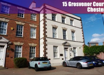 Thumbnail Commercial property to let in Grosvenor Court, Foregate Street, Chester