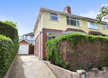 Thumbnail 3 bedroom semi-detached house for sale in Bank Hall Road, Burslem, Stoke-On-Trent