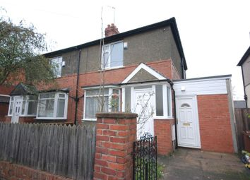 Thumbnail 2 bedroom semi-detached house to rent in Elm Grove, Fawdon, Newcastle Upon Tyne