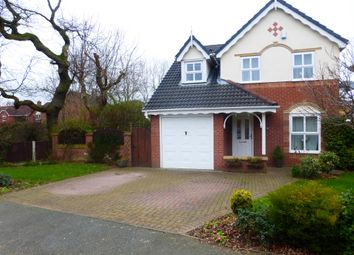 Thumbnail 3 bed detached house for sale in Foxall Way, Great Sutton, Ellesmere Port
