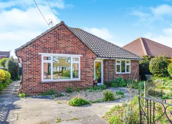 Thumbnail 3 bed detached bungalow for sale in Kent Road, Littlehampton