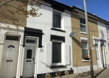 Thumbnail 2 bedroom terraced house for sale in Priory Road, Southsea, Hampshire