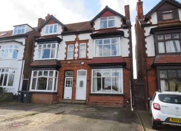 Thumbnail 5 bedroom semi-detached house for sale in Alcester Road South, Kings Heath, Birmingham