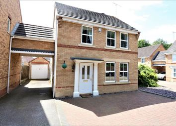 Thumbnail 4 bed link-detached house for sale in Maunder Close, Chafford Hundred, Grays