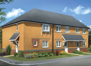 "Thumbnail 3 bed terraced house for sale in ""Barwick"" at Blackpool Road, Kirkham, Preston"