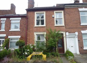 Thumbnail 3 bed terraced house for sale in Craven Street, Chapelfields, Coventry