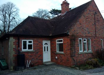Thumbnail 1 bed bungalow to rent in Compton Corner, Shepton Mallet