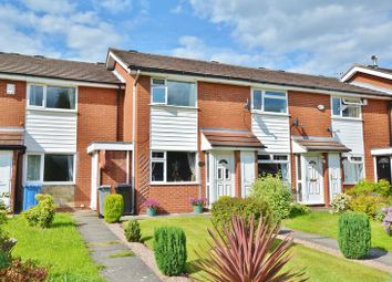Thumbnail 2 bedroom town house for sale in Rossett Drive, Urmston, Manchester