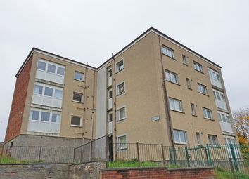 Thumbnail 2 bed flat for sale in Woodside Court, Coatbridge