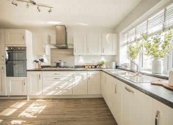 Thumbnail 3 bed town house for sale in Plot 4, Richmond Grove, Mangotsfield, Bristol
