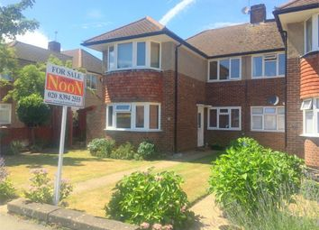 Thumbnail 2 bed maisonette for sale in Amis Avenue, West Ewell, Epsom
