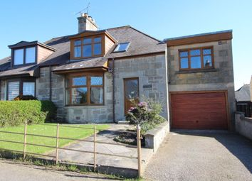Thumbnail 4 bedroom semi-detached house to rent in Petrie Crescent, Elgin