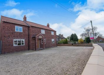 Thumbnail 4 bed detached house for sale in Church Lane, Misterton, Doncaster