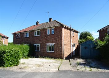 Thumbnail 3 bed semi-detached house for sale in Grange Road, Shepshed, Leicestershire