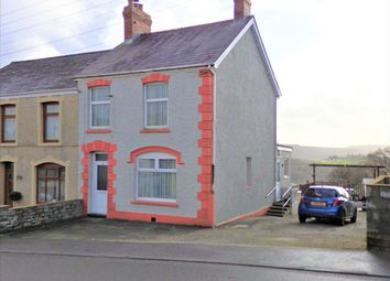 Thumbnail 3 bed semi-detached house for sale in Heol Y Banc, Pontyberem, Llanelli