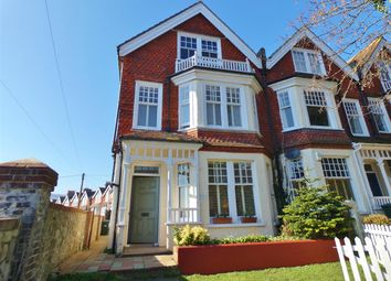 Gore Park Avenue, Eastbourne BN21. 4 bed end terrace house for sale