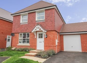Thumbnail 4 bed link-detached house for sale in Lords Way, Andover