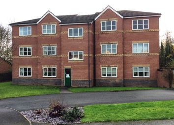 Thumbnail 1 bed flat for sale in Morgan Close, Crewe