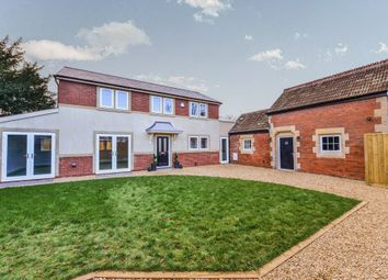 Thumbnail 5 bed detached house for sale in Wingfield Road, Trowbridge