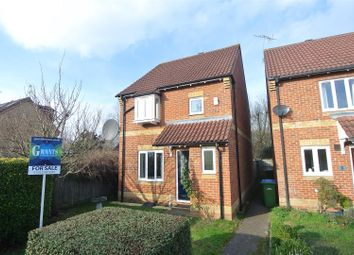 Thumbnail 3 bed detached house for sale in Mays Close, Weybridge