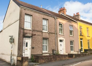 Thumbnail 3 bed end terrace house for sale in Rhosmaen Street, Llandeilo, Carmarthenshire