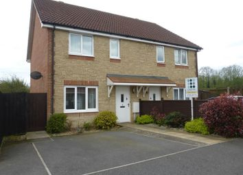 Thumbnail 3 bed semi-detached house for sale in Stonesfield, Haselbury Plucknett, Crewkerne