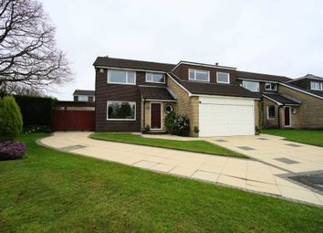 Thumbnail 5 bedroom detached house for sale in Whitestone Close, Lostock, Bolton