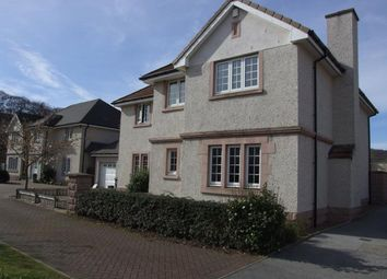 Thumbnail 5 bed detached house to rent in Grandholm Grove, Bridge Of Don, Aberdeen
